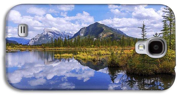 Banff Reflection Galaxy S4 Case by Chad Dutson