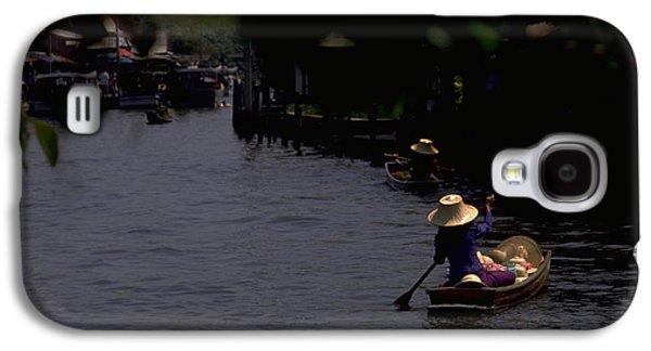 Bangkok Floating Market Galaxy S4 Case