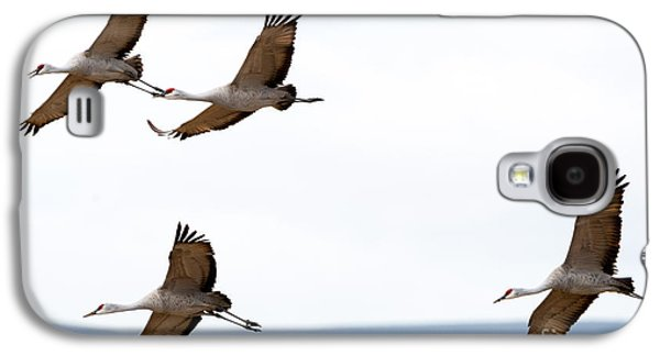 Bank Right Galaxy S4 Case by Mike Dawson