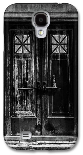 Bar Across The Door Galaxy S4 Case by Bob Orsillo