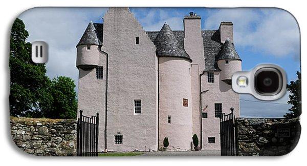 Castle Galaxy S4 Case - Barcaldine Castle by Smart Aviation