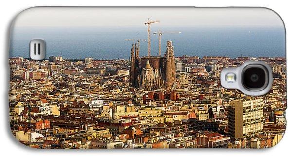 Barcelona Galaxy S4 Case