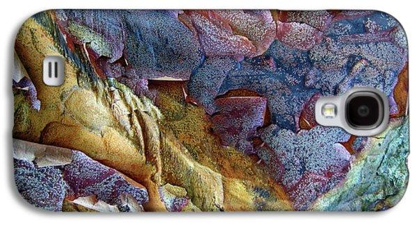 Bark Abstract Galaxy S4 Case