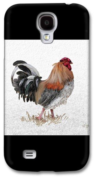 Barnyard Boss Galaxy S4 Case