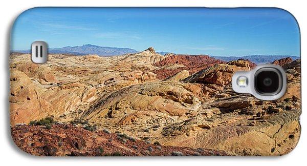 Barren Desert Galaxy S4 Case