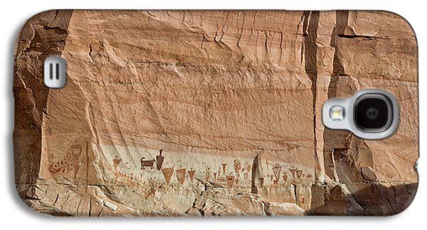 Barrier Canyon Paintings Galaxy S4 Case