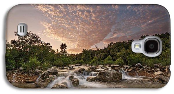 Barton Creek Greenbelt At Sunset Galaxy S4 Case