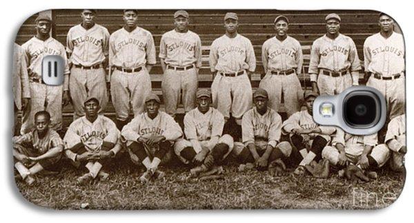 Baseball: Negro Leagues Galaxy S4 Case