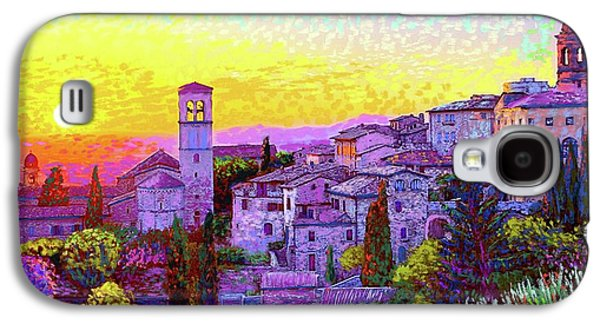 Basilica Of St. Francis Of Assisi Galaxy S4 Case