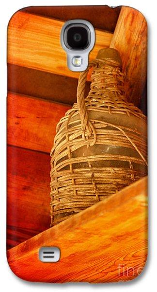 Basket For A Bottle Galaxy S4 Case by Jennifer Apffel