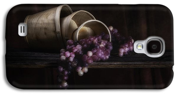 Basket Of Grapes Still Life Galaxy S4 Case