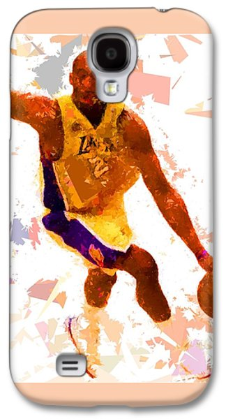 Basketball 24 A Galaxy S4 Case by Movie Poster Prints