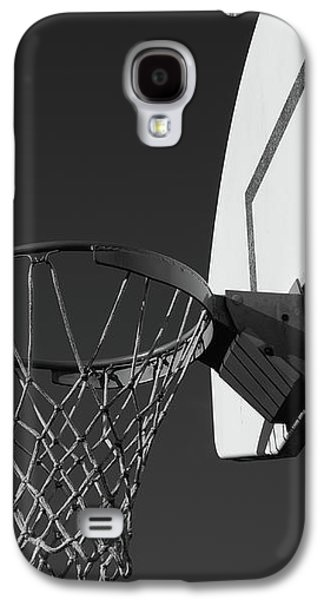 Basketball Court Galaxy S4 Case by Richard Rizzo