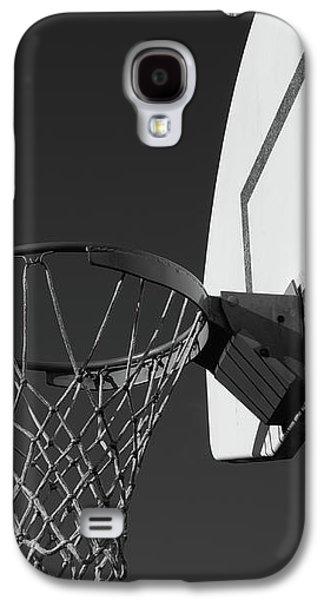 Basketball Galaxy S4 Case - Basketball Court by Richard Rizzo