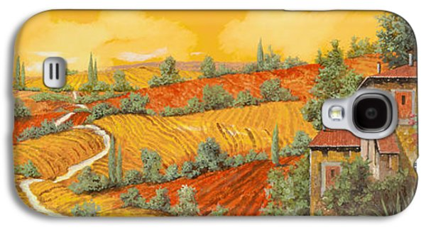 Bassa Toscana Galaxy S4 Case by Guido Borelli