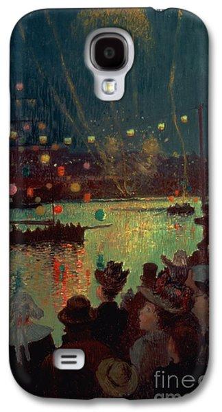 Bastille Day At Lorient Galaxy S4 Case