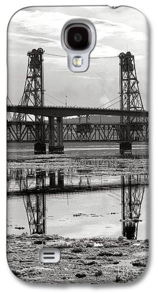 Bath Bridges In Winter Galaxy S4 Case