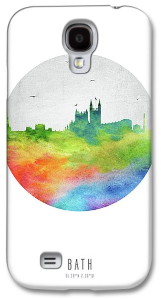 Bath Skyline Gbba20 Galaxy S4 Case by Aged Pixel