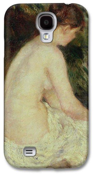 Bather Galaxy S4 Case by Pierre Auguste Renoir