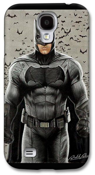 Batman Ben Affleck Galaxy S4 Case