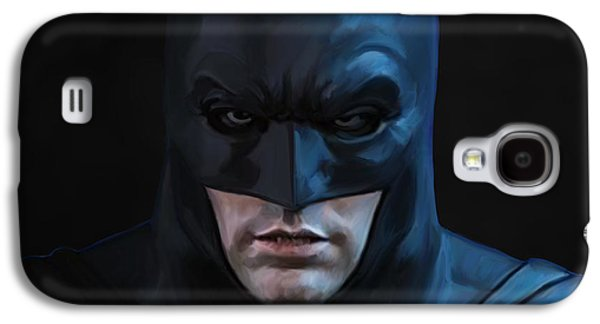 Batman Galaxy S4 Case by Paul Tagliamonte