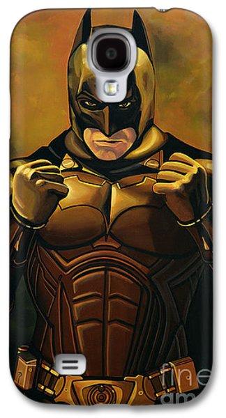 Batman The Dark Knight  Galaxy S4 Case by Paul Meijering