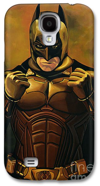 Knight Galaxy S4 Case - Batman The Dark Knight  by Paul Meijering