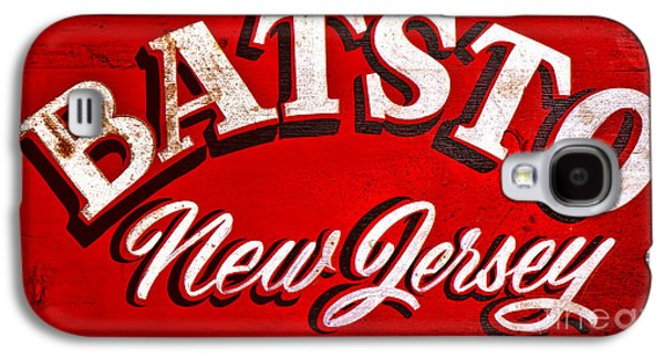 Batsto New Jersey Galaxy S4 Case
