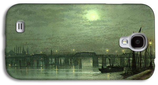 Battersea Bridge By Moonlight Galaxy S4 Case