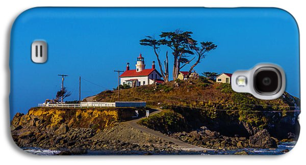 Battery Point Lighthouse Galaxy S4 Case by Garry Gay