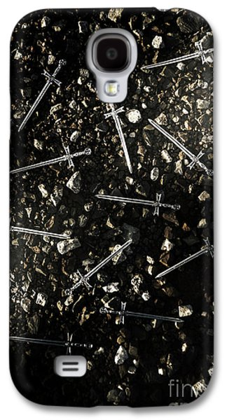 Battle Blades Galaxy S4 Case