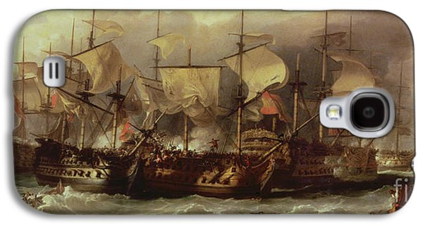 Battle Of Cape St Vincent Galaxy S4 Case by Sir William Allan