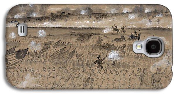 Rudolph Galaxy S4 Cases - Battle Of Fredericksburg Galaxy S4 Case by Granger