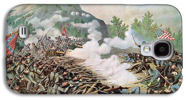Battle Of Kenesaw Mountain Georgia 27th June 1864 Galaxy S4 Case by American School