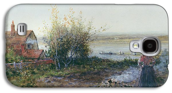 Bawdsey Ferry Galaxy S4 Case by George Henry Boughton