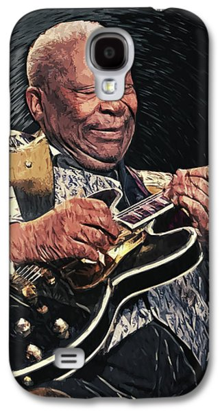 B.b. King II Galaxy S4 Case