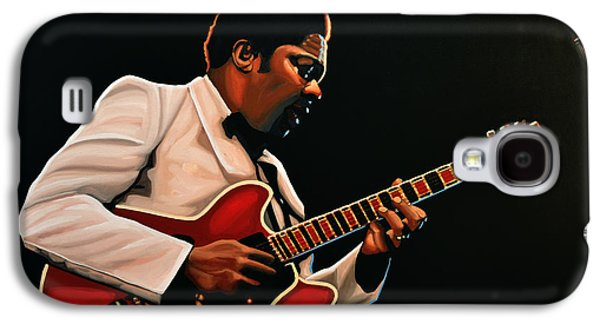 B. B. King Galaxy S4 Case