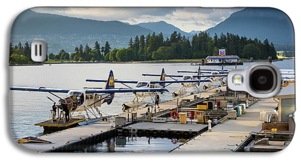 Bc Seaplanes Galaxy S4 Case by Inge Johnsson