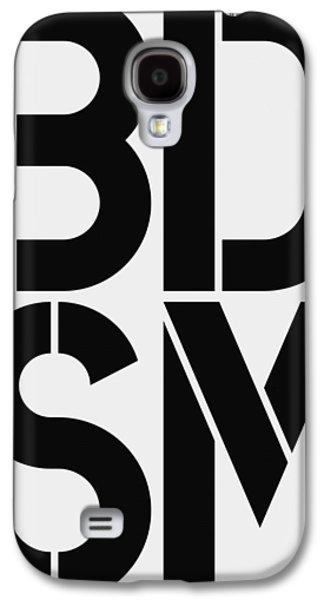 Bdsm Galaxy S4 Case