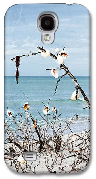 Beach Art - Sea Shrine - Sharon Cummings Galaxy S4 Case by Sharon Cummings