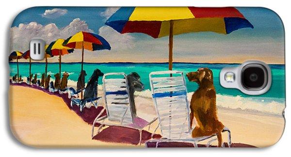 Beach Day Galaxy S4 Case