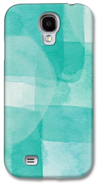 Beach Galaxy S4 Case - Beach Glass- Abstract Art By Linda Woods by Linda Woods