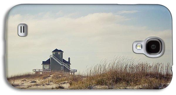 Beach House Galaxy S4 Case by Joan McCool