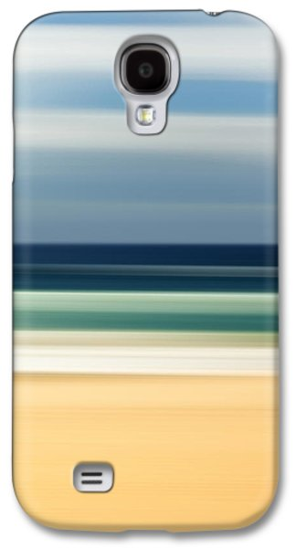 Beach Galaxy S4 Case - Beach Pastels by Az Jackson