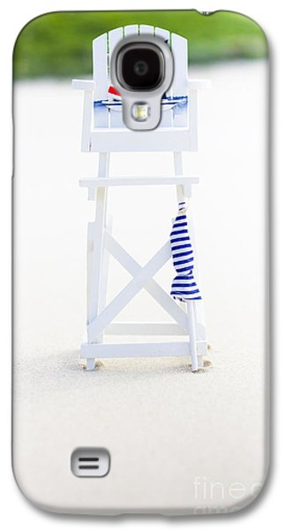 Beach Safety Galaxy S4 Case by Jorgo Photography - Wall Art Gallery