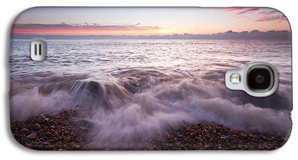 Beach Sunrise Galaxy S4 Case