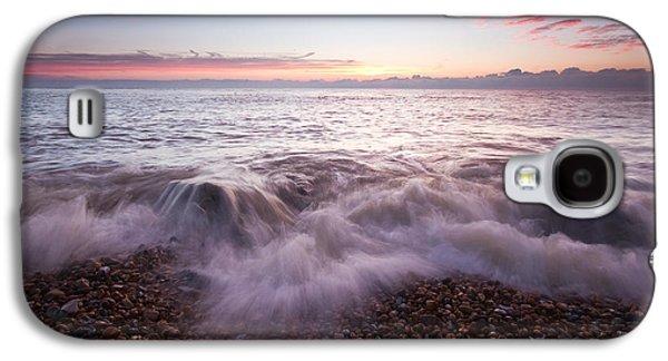 Beach Sunrise Galaxy S4 Case