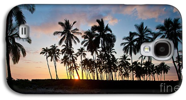 Beach Sunset Galaxy S4 Case by Mike Reid