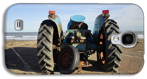 Tractors Galaxy S4 Case - Beached by Smart Aviation
