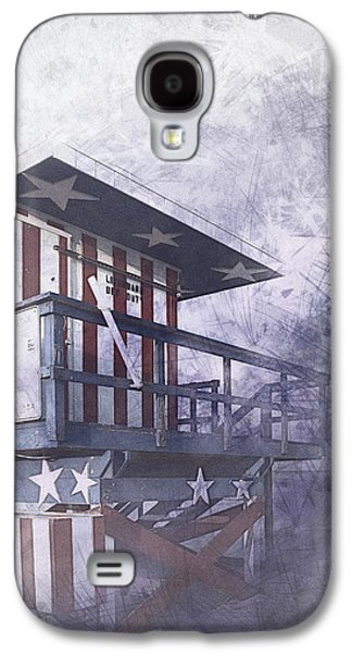 Beachlife In The Past Galaxy S4 Case